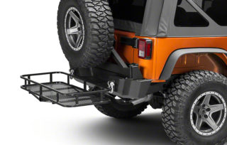 How to choose the right hitch luggage rack?