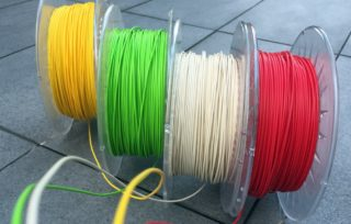Learn how are 3D printer filaments made?