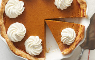 Get A Fantastic Holiday Desserts Like Pumpkin Pie.